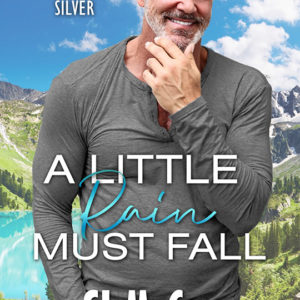 A Little Rain Must Fall by SJ McCoy, SJ McCoy romance author, Tom Ernsting model