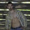 CJC Photography, Boston, book coer photographer, Adam Rose, fitness model