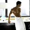 CJC Photography, Boston, Adrian Gomez, Fitness Model, book cover photographer