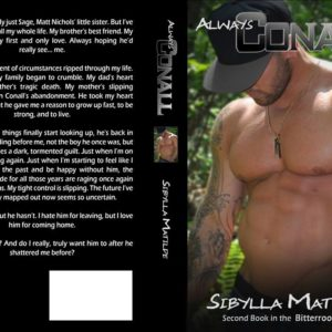 CJC Photography, Boston, Always Conall, Sibylla Matilde, Book cover photographer