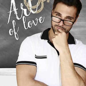 Art of Love by Vicki Tharp, Vicki Tharp author, Jered Youngblood model