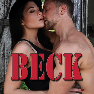 CJC Photography, Florida photographer, book cover photographer, romance book cover photographer, Beck by Michelle Iannarelli. Michelle Iannarelli author, Rachael Baltes model, Gideon Connelly model
