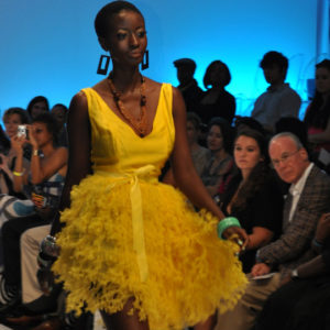 Boston Fashion Week: Prajje, The Tent, Mandarin Oriental, Prudential, Party By Design, Boston Magazine