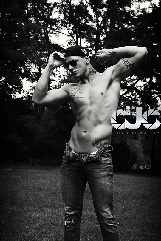 CJC Photography, Brandon English model, Florida photographer, book cover photographer, romance book cover photographer