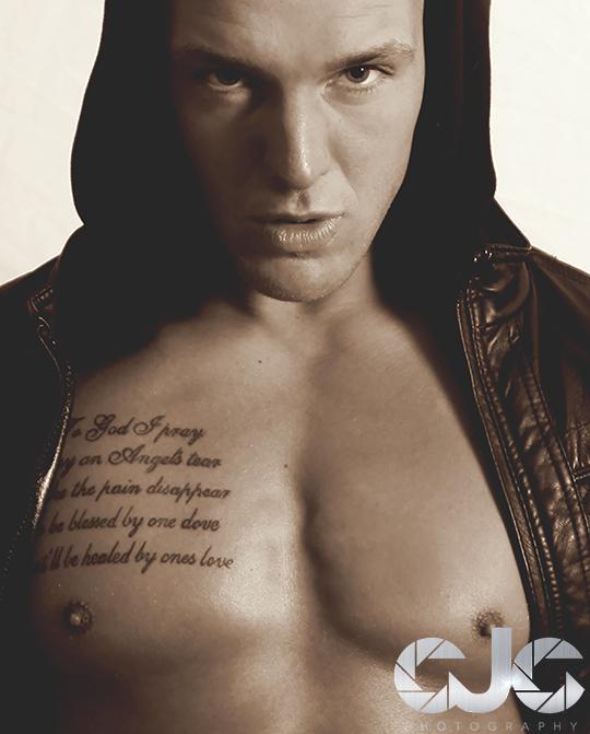 CJC Photography, Boston, book cover photographer, romance novel, fitness model, Brandon English