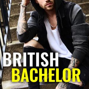British Bachelor by K.K. Allen, K.K. Allen romance author, CJC Photography romance book photographer