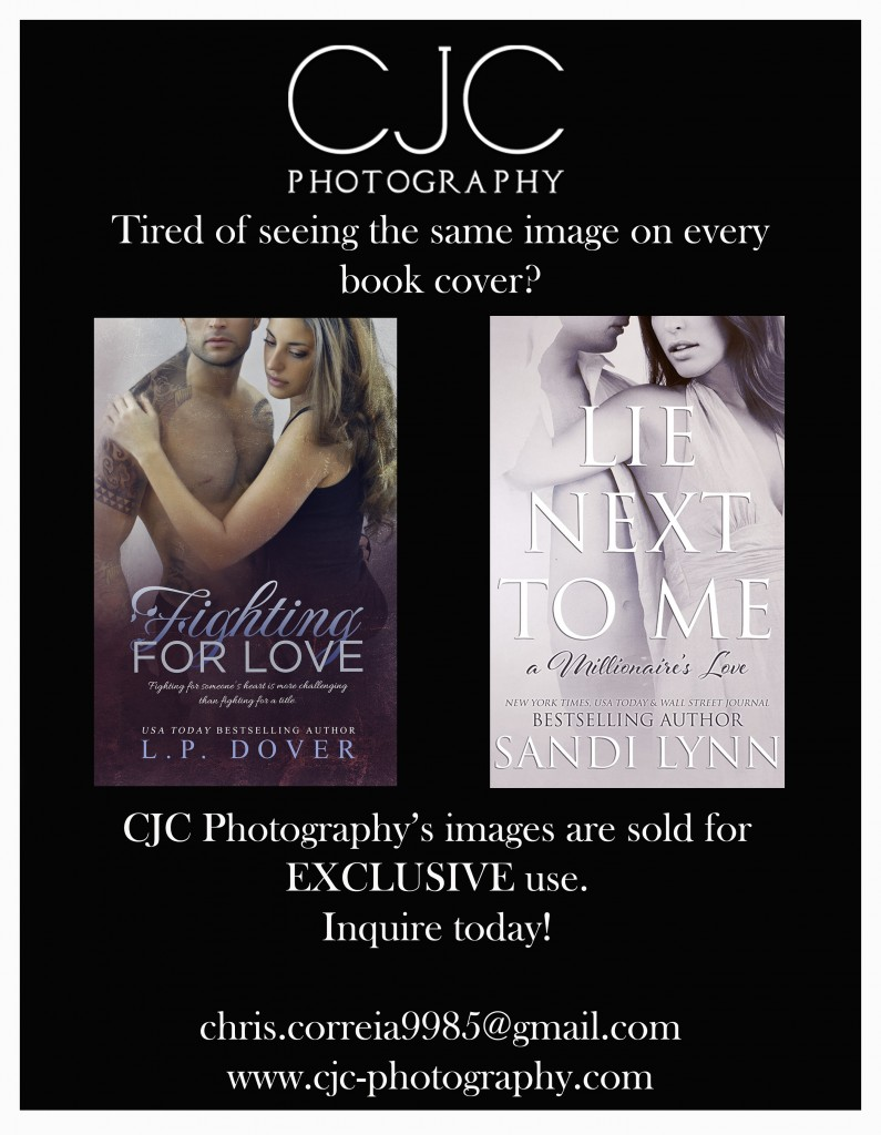 Book Cover Photography ~ Book cover ad cjc photography