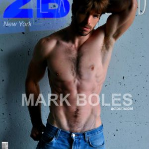 2BExposed Magazine featuring Mark Boles, New York, CJC Photography
