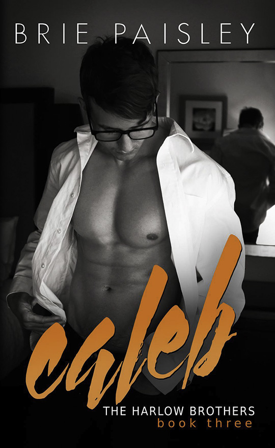 Brie Paisley romance author, Caleb by Brie Paisley, CJC Photography