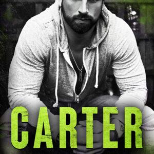 Carter by Brie Paisley, Brie Paisley romance author, BT Urruela model, CJC Photography book cover photographer