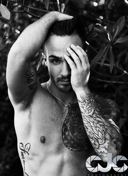 CJC Photography, Cody Smith model, Florida photographer, book cover photographer, romance book cover photographer