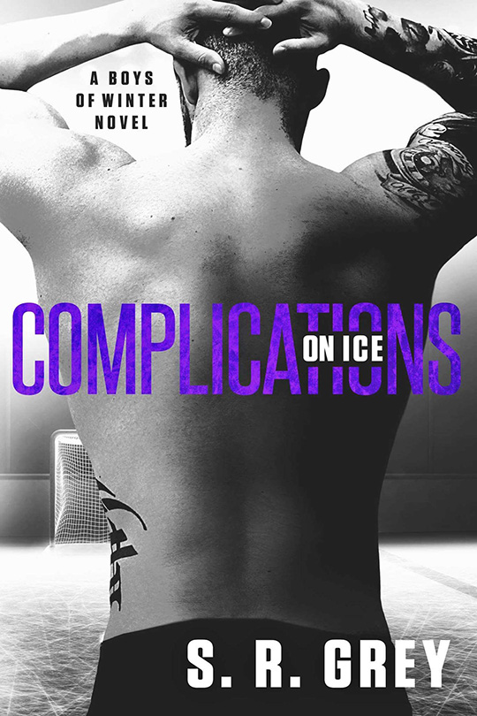 CJC Photography, Complications on Ice by S.R. Grey, S.R. Grey romance author, Alex Neff model, Florida photographer, book cover photographer, romance book cover photographer