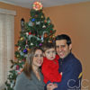 cjc photography, boston, family portraits, christmas