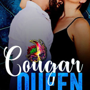 Cougar Queen by Linny Lawless, Linny Lawless romance author, Brock Grady model,