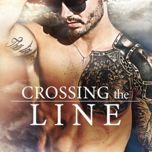 Crossing The Line by Elise Faber, Elise Faber romance author, Cody Smith model