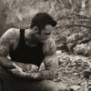 CJC Photography, Boston, book cover photographer, romance novel, Damien Decent, tattoo model