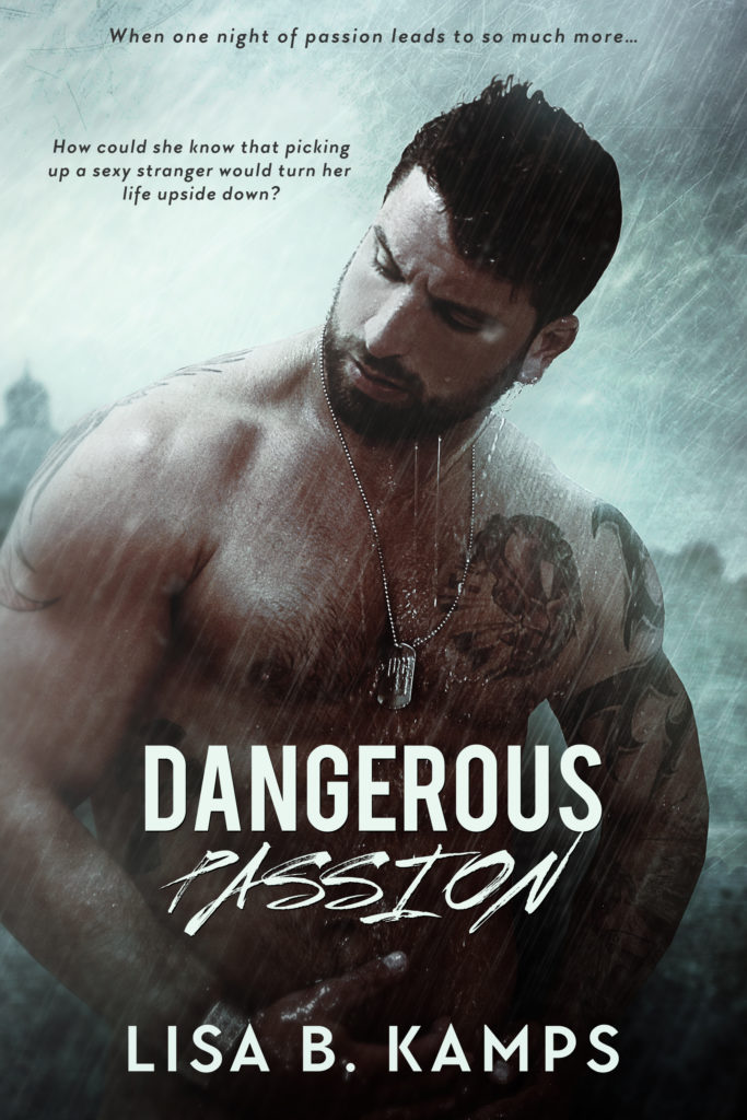 Dangerous Passion by Lisa B. Kamps, BT Urruela, CJC Photography, Boston photographer, book cover photographer, romance book cover photographer