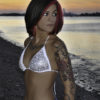 CJC Photography, Boston, book cover photographer, Doreen, tattoo model