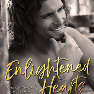 Enlightened Hearts by Angela Nicole, Angela Nicole author, CJC Photography, Florida photographer, book cover photographer, romance book cover photographer