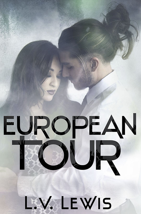 European Tour by L.V. Lewis, CJC Photography, Boston, book cover photographer, romance novel, Tayla Fernandez, Miles Tann
