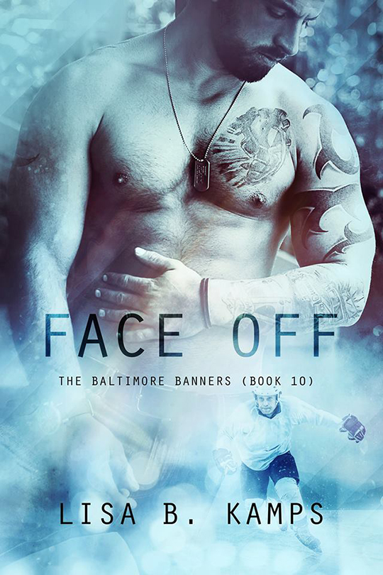 Face Off by Lisa B. Kamps, BT Urruela, BT Urruela fitness model. CJC Photography, Florida photographer,  book cover photographer, romance book cover photographer