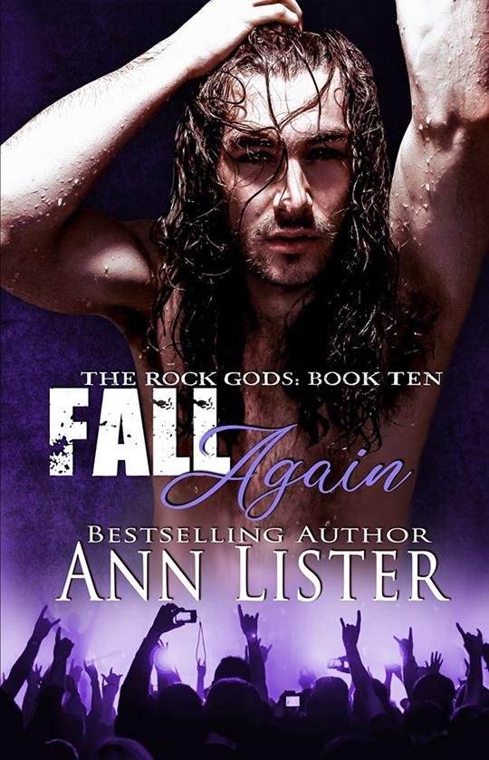 Fall Again by Ann Lister, Ann Lister gay romance author, CJC Photography book cover photographer