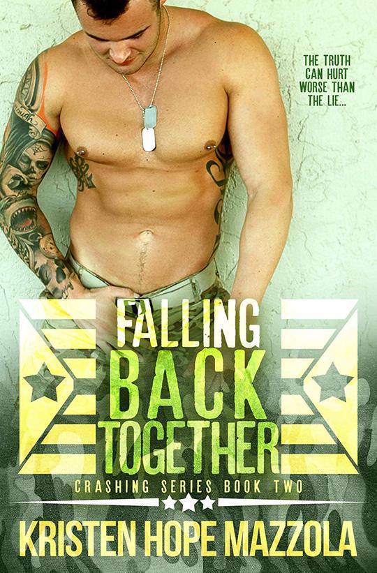 Falling Back Together by Kristen Hope Mazzola, Alex Neff, CJC Photography,Florida photographer, book cover photographer, romance book cover photographer
