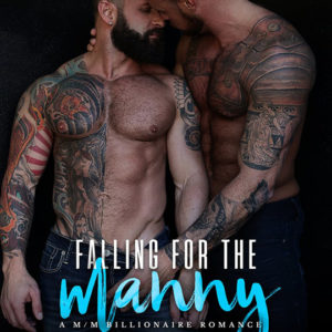Falling For The Manny by Lisa Love, Lisa Love author, Tank Joey model, Tank Joey tattoo model, CJC Photography, Florida photographer, book cover photographer, romance book cover photographer