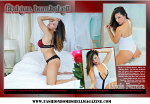 fashion bombshell magazine, cjc photography, boston, nicole ferreira