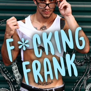 CJC Photography, Florida photographer, book cover photographer, romance book cover photographer, F*cking Frank by Jen Luerssen