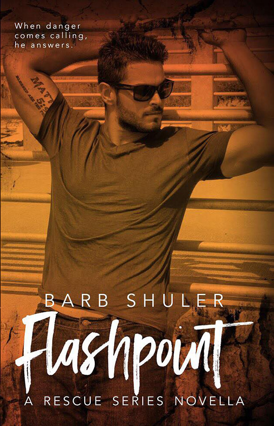 Flashpoint by Barb Shuler, Barb Shuler author, Daniel Rengering model, Daniel Rengering hot cop, CJC Photography, Florida photographer, book cover photographer, romance book cover photographer