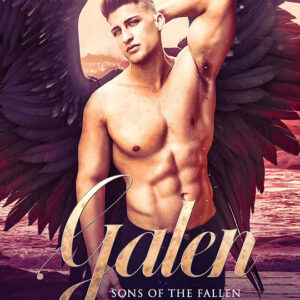 Galen by Jaclyn Osborn, Jaclyn Osborn romance author, Quinn Biddle model, CJC Photography book cover photographer