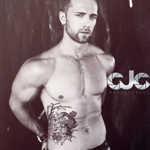 CJC Photography, Florida photographer, book cover photographer, romance book cover photographer, Gideon Connelly model