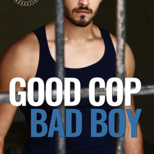 Good Cop Bad Boy by K.L. Clare, K.L. Clare romance author, Daniel Rengering model, CJC Photography book cover photographer