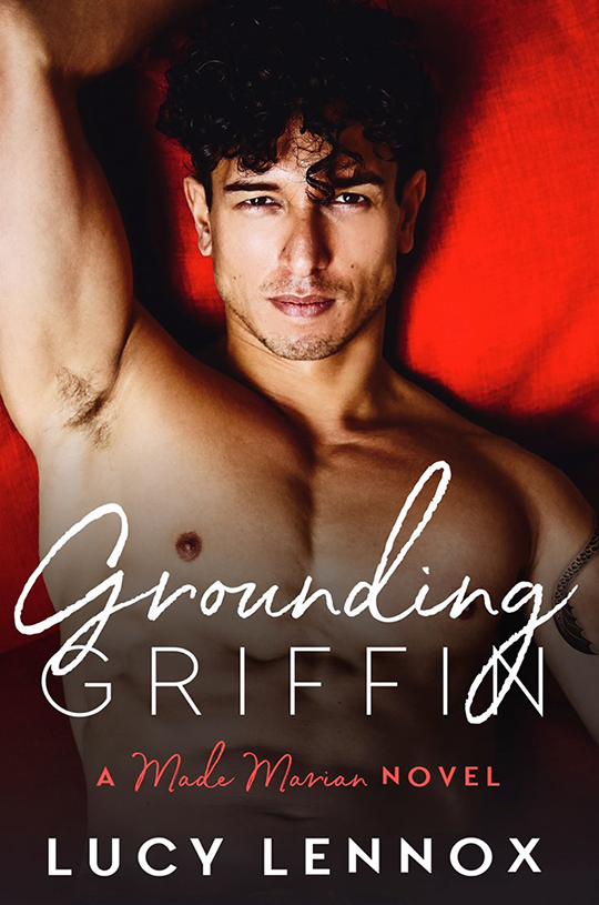 Grounding Griffin by Lucy Lennox, Lucy Lennox romance author, CJC Photography book cover photographer