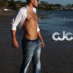 CJC Photography, Gus Caleb Smyrnios, Gus Caleb Smyrnios model, Gus Caleb Smyrnios Floribama Shore, Florida photographer, book cover photographer, romance book cover photographer