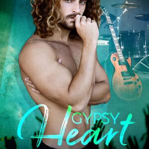 Gypsy Heart by Ann Lister, Ann Lister romance author, CJC Photography book cover photographer