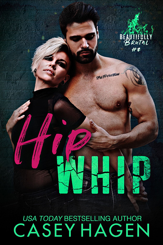 Hip Whip by Casey Hagen, Casey Hagen romance author, Jered Youngblood model