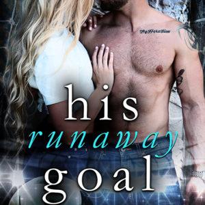His Runaway Goal by Angela Nicole, Angela Nicole romance author, Jered Youngblood model