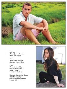 indulge fashion catalog, fashion, beauty, cjc photography, boston