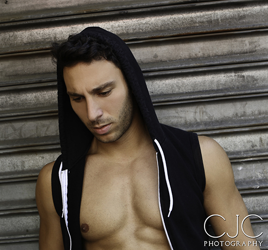 CJC Photography, Boston, book cover photographer, Jacob Hunter, fitness model