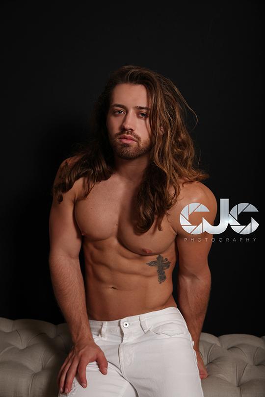 CJC Photography, Jamieson Fitzpatrick model, Florida photographer, book cover photographer, romance book cover photographer