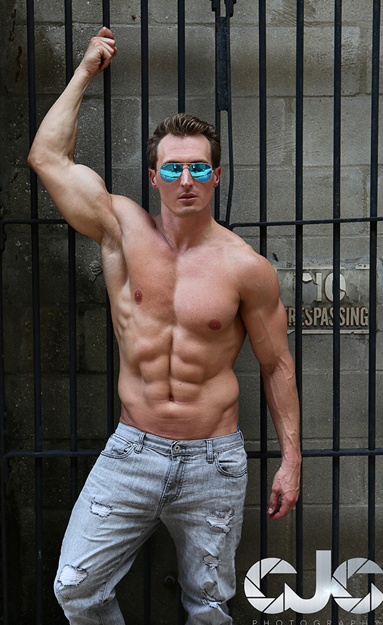 CJC Photography, Jeff Grant fitness model, Florida photographer, book cover photographer, romance book cover photographer