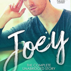 Joey by Angelique Jurd, Angelique Jurd romance author, Mike Heslin model