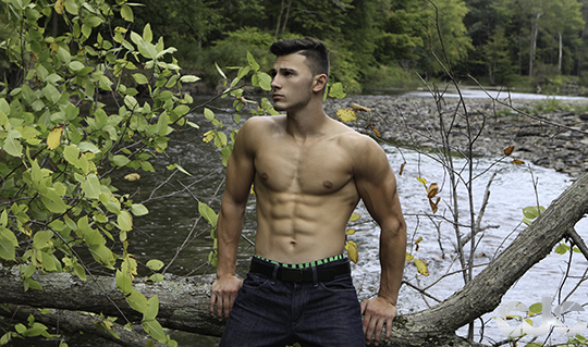 CJC Photography, Boston, book cover photographer, romance novels, Joey Santa Lucia, fitness model