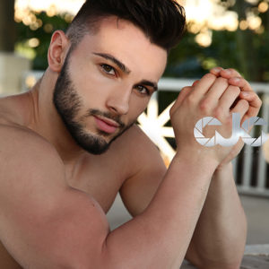 CJC Photography, Joey Santa Lucia model, Florida photographer, book cover photographer, romance book cover photographer