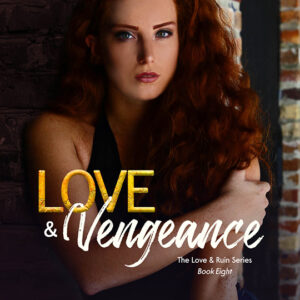 Love and Vengeance by J.A. Owenby, J.A. Owenby romance author, CJC Photography book cover photographer