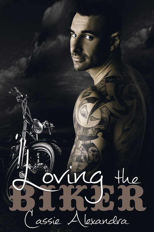 Loving The Biker by Cassie Alexandra, CJC Photography, Boston, romance novel