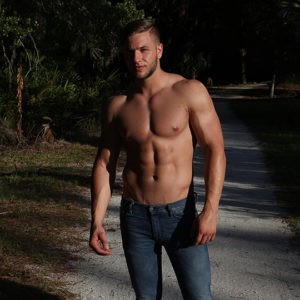 CJC Photography, Matt Ricker fitness model, Florida photographer, book cover photographer, romance book cover photographer