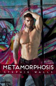 CJC Photography, Boston, Metamorphosis, Stephie Walls, Book cover photographer